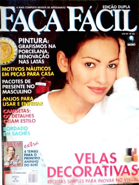 Ateliê Ana Cordeiro - Publicações 31 / Revista Faça Fácil ANO XII N 126