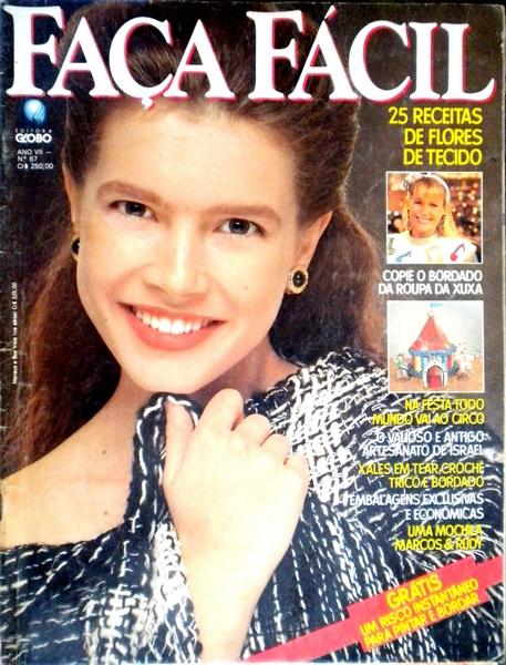 AteliêAna Cordeiro - Publicações 27 / Revista Faça Fácil ANO VII n 67