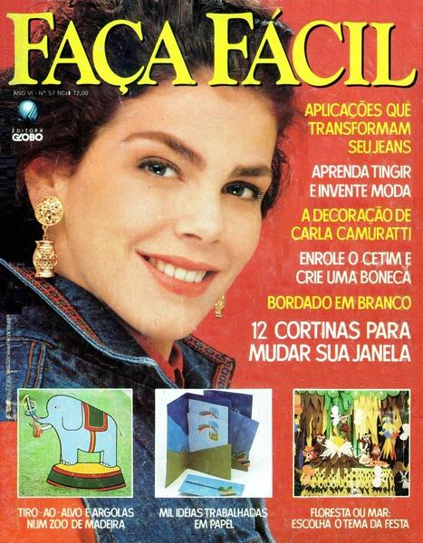 AteliêAna Cordeiro - Publicações 28/ Revista Faça Fácil ANO VI n 57