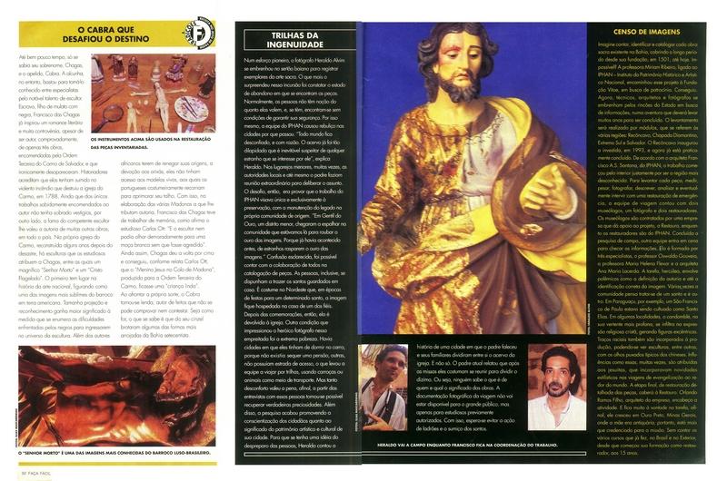 Ateliê Ana Cordeiro Publicações 33c / Revista Faça Fácil ANO XIII Nº 140