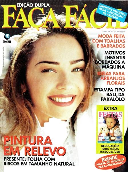Ateliê Ana Cordeiro - Publicações 32 / Revista Faça Fácil ANO x N 101