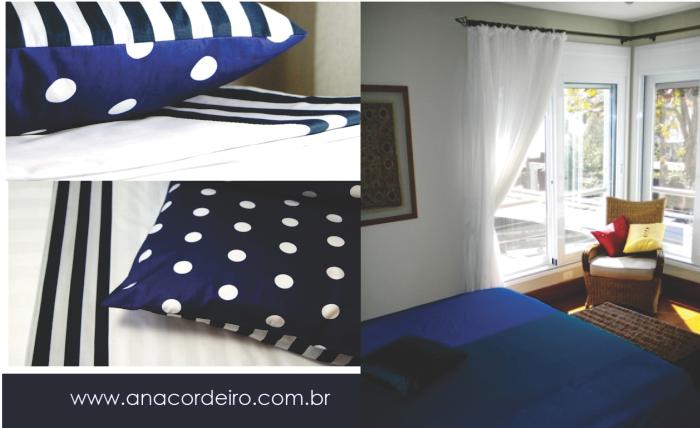 Colchas de cama em cores vivas